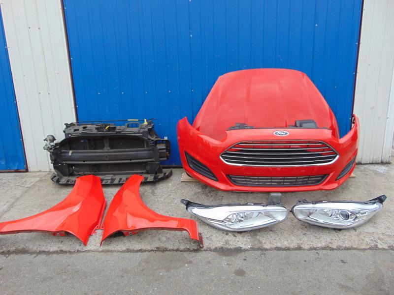 Запчасти с разборки для Ford Fiesta Mk7 Европа EU Америка USA