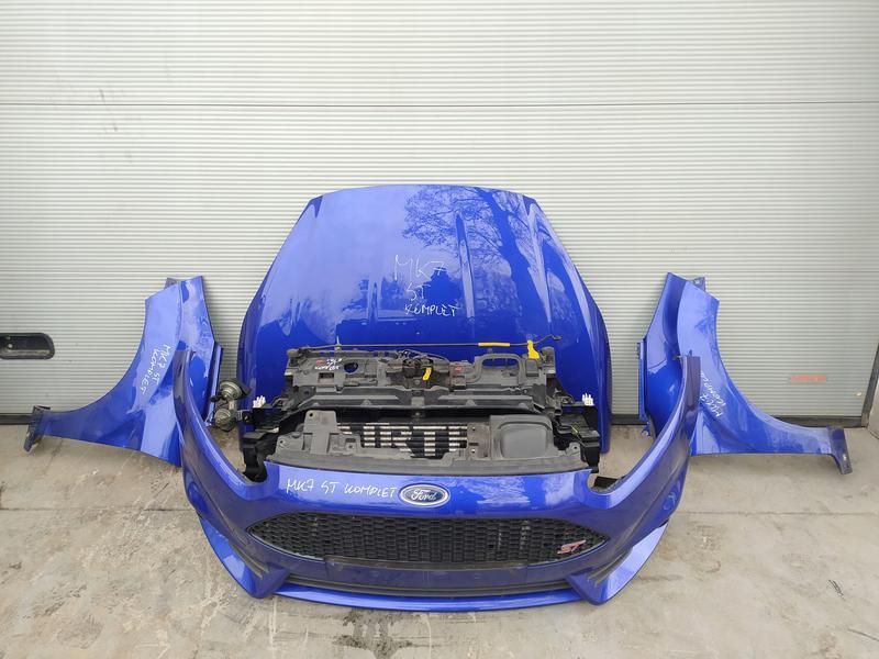 Авторазборка запчасти б/у на Ford Fiesta Mk7 ST кузов радиаторы