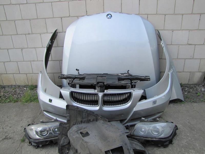 Разборка б/у запчасти на BMW 3 Series E90 E91 320d 2.0d кузовщина