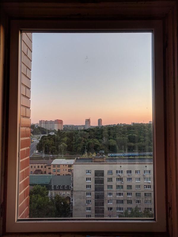 Вікно металопластикове / Окно металлопластиковое 1566х1306