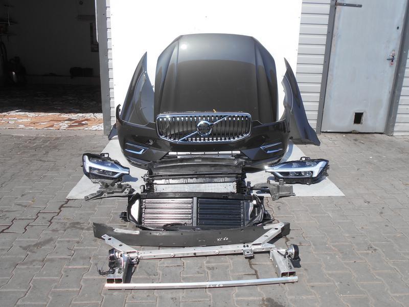 Авторазборка Volvo XC60 II T5 запчасти с разборки бампер радиатор