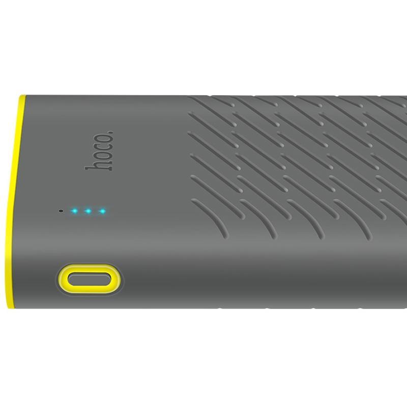 Портативное зарядное устройство Power Bank Hoco B31A 30000 mAh - Фото 2