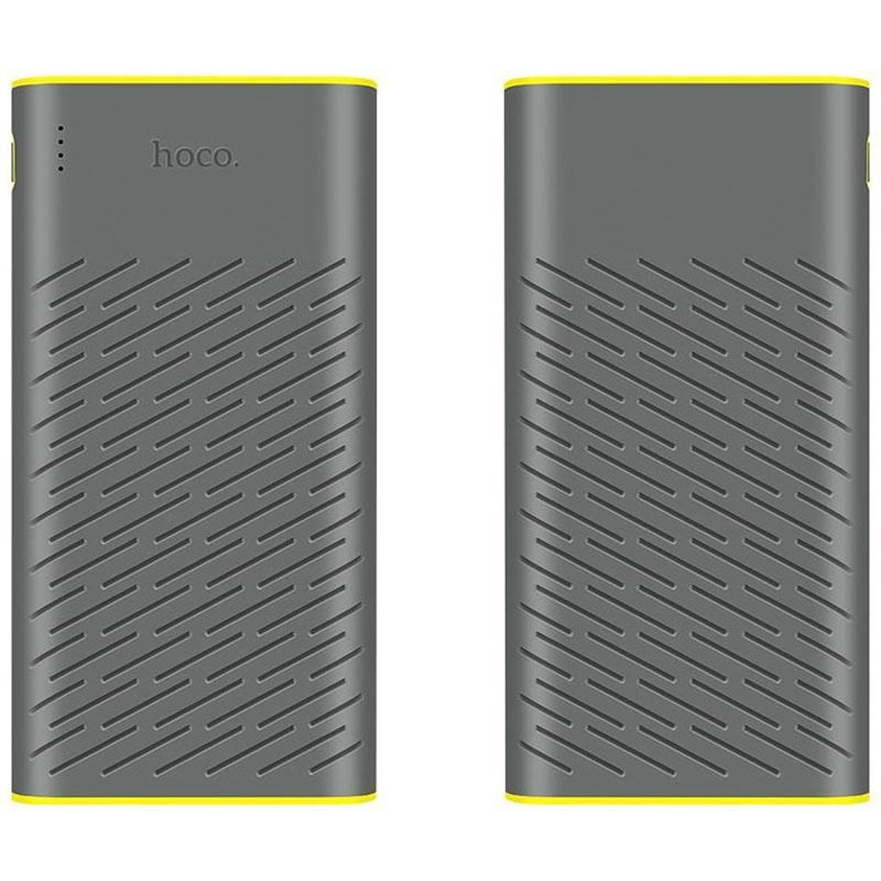 Портативное зарядное устройство Power Bank Hoco B31A 30000 mAh - Фото 4