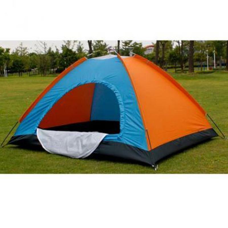 Двухместная палатка туристическая HY-1060 2*1,5*1,1м R17760