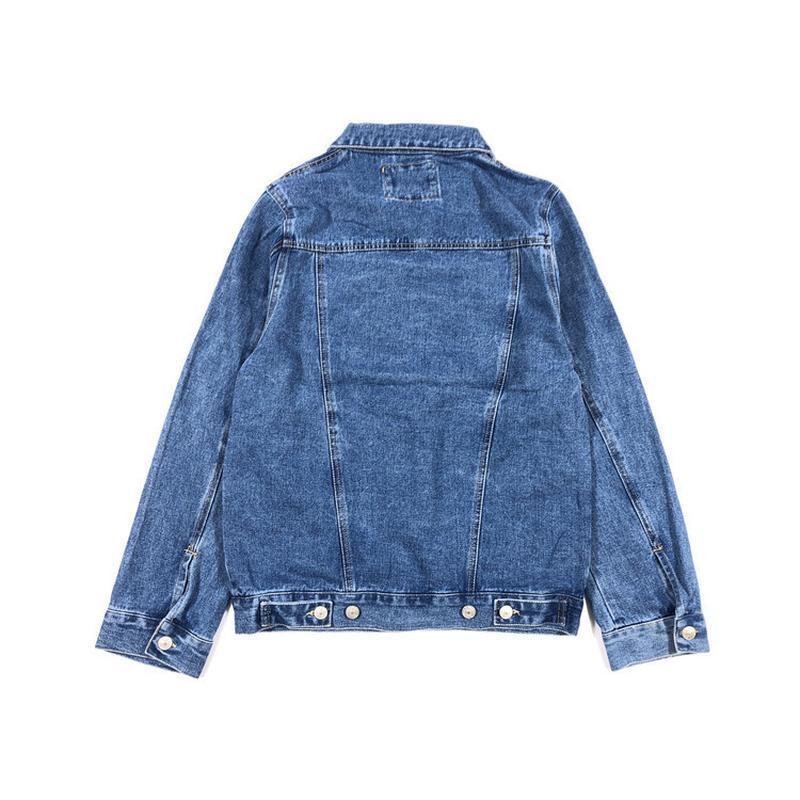 Мужская джинсовая куртка - Фото 3
