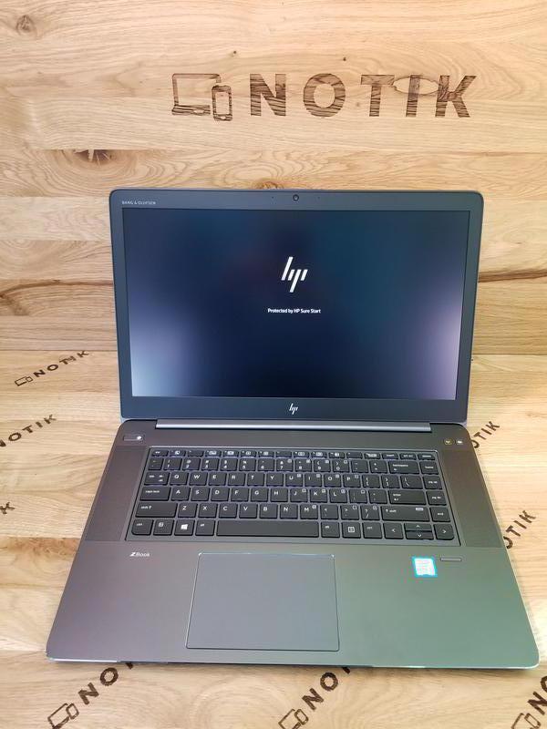 Ноутбук HP ZBook Studio 15 G4 i7-7820hg/16Gb/256 SSD (НОВИЙ)