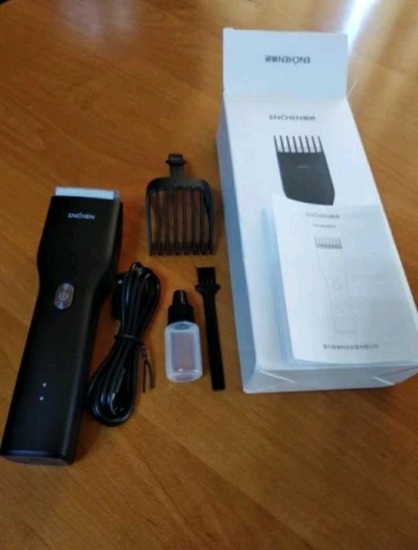 Xiaomi Enchen Boost тример машинка для стрижки волосся волос - Фото 3