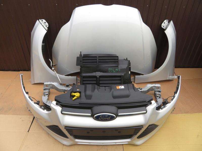 Запчасти с разборки на Ford Focus Mk3 11- Европа и Америка!