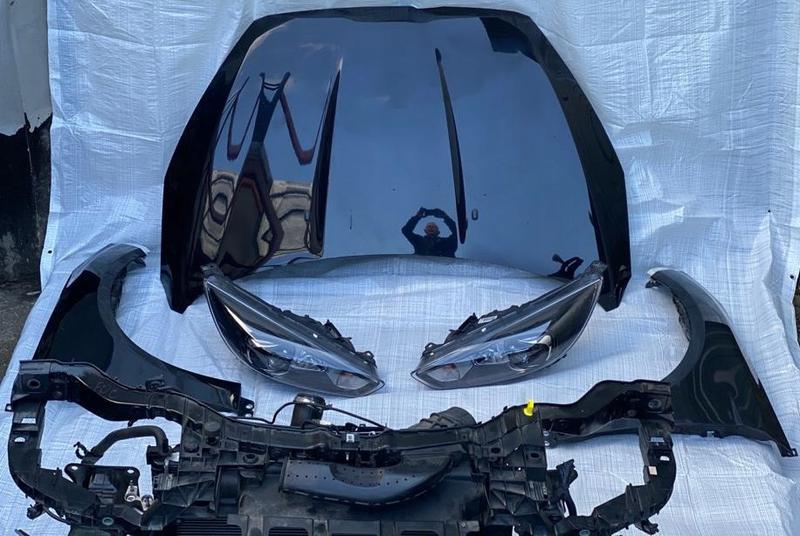 Авторазборка Ford Focus Mk3 Lift б/у запчасти фары бампер крылья
