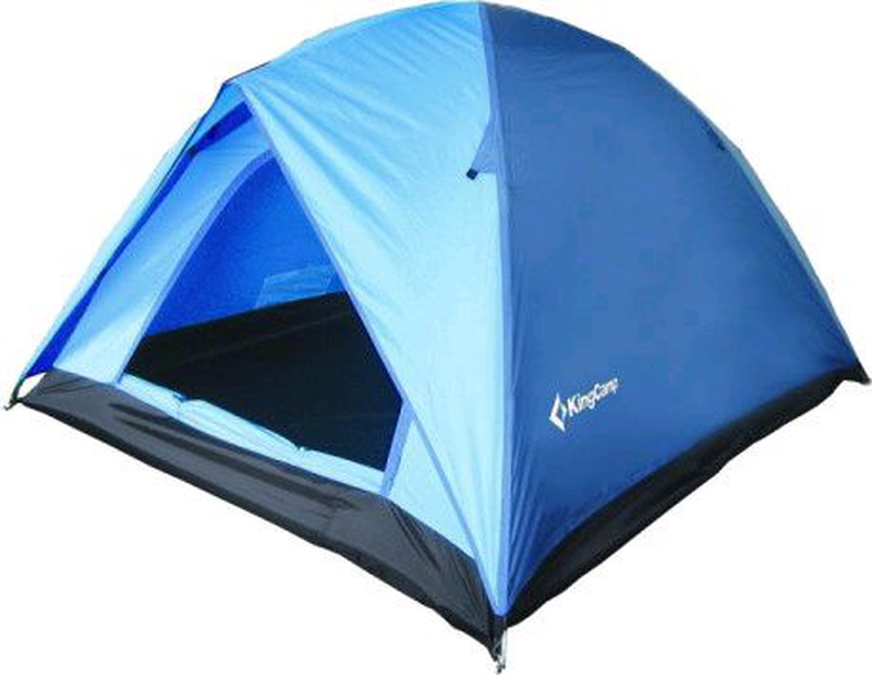 Палатка трехместная Family 3 King Camp KT-3073-BL - Фото 3