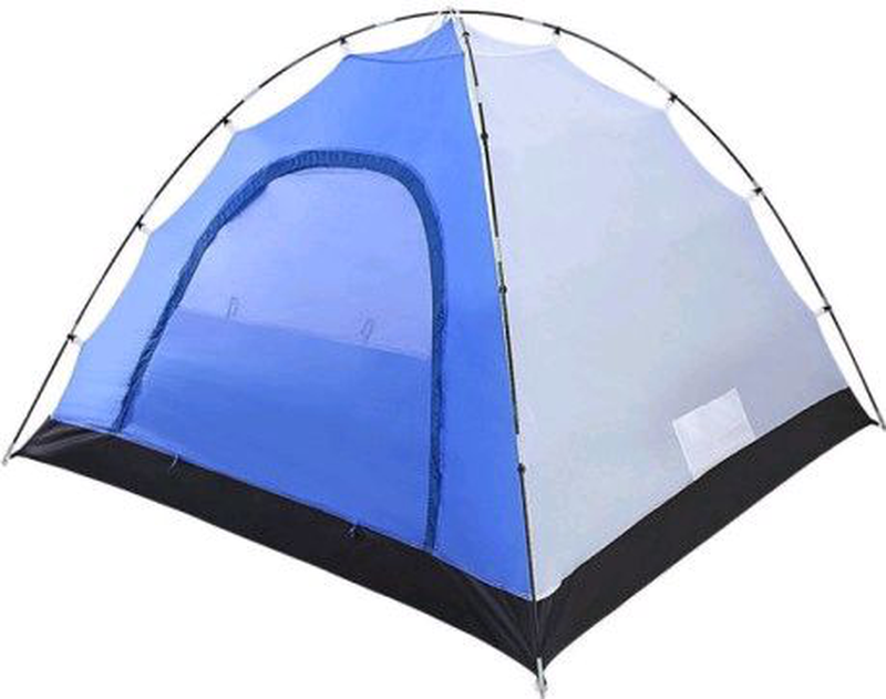 Палатка трехместная Family 3 King Camp KT-3073-BL - Фото 4