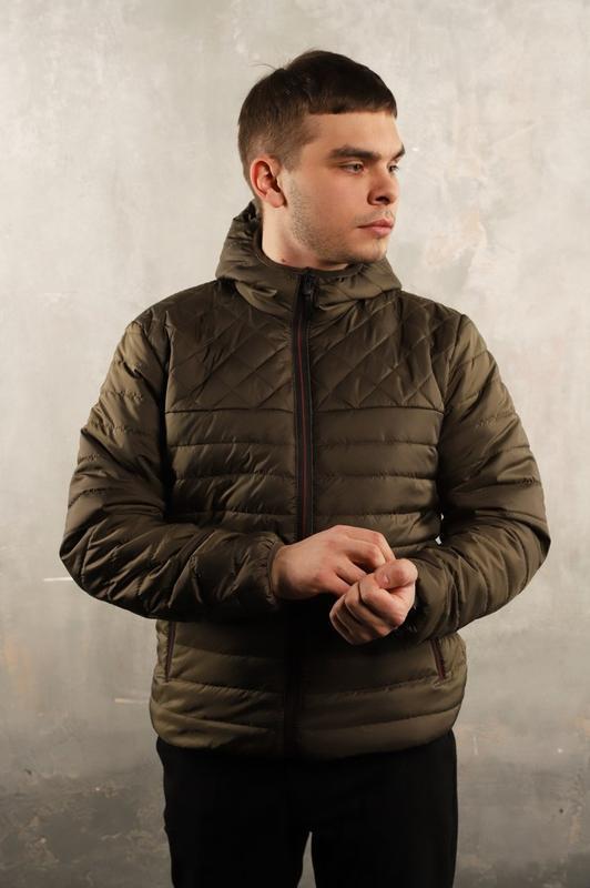 Крутач мужская весенняя куртка - Фото 2