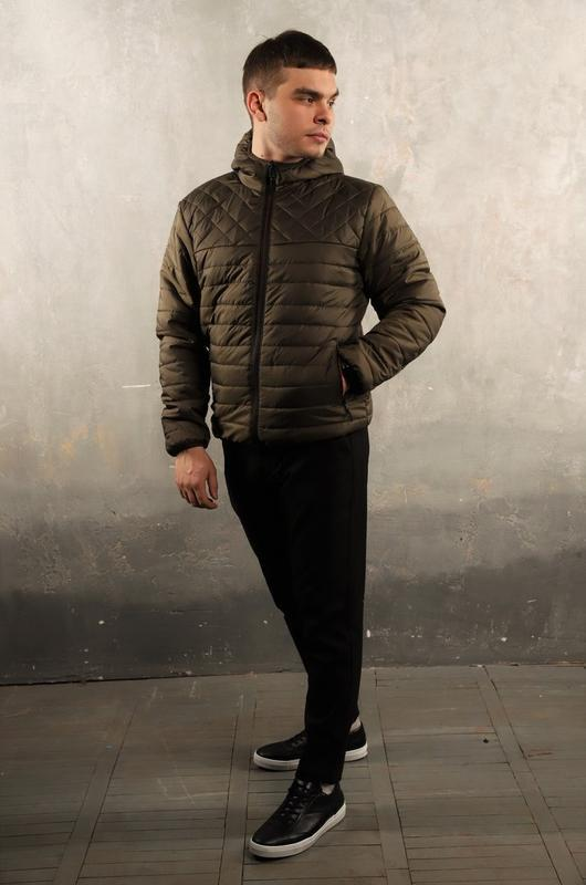 Крутач мужская весенняя куртка - Фото 3