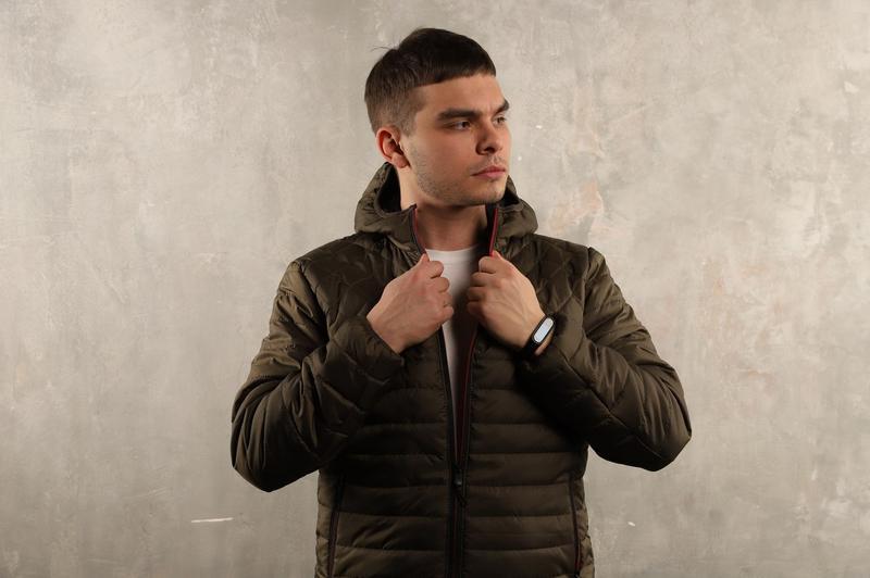 Крутач мужская весенняя куртка - Фото 5