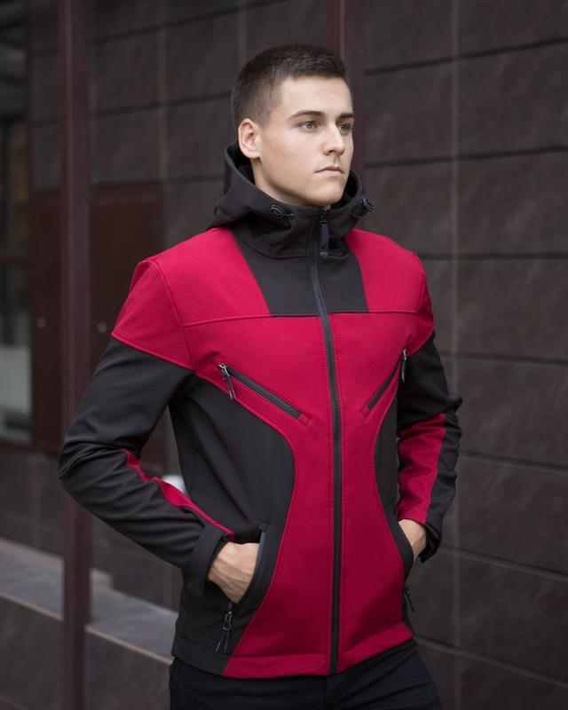 Крутая мужская весенняя куртка - Фото 2