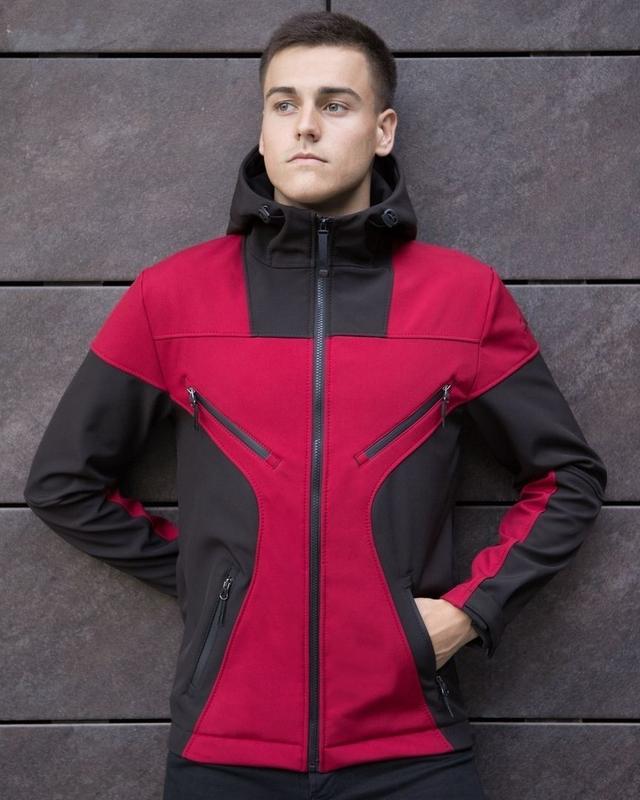 Крутая мужская весенняя куртка - Фото 4