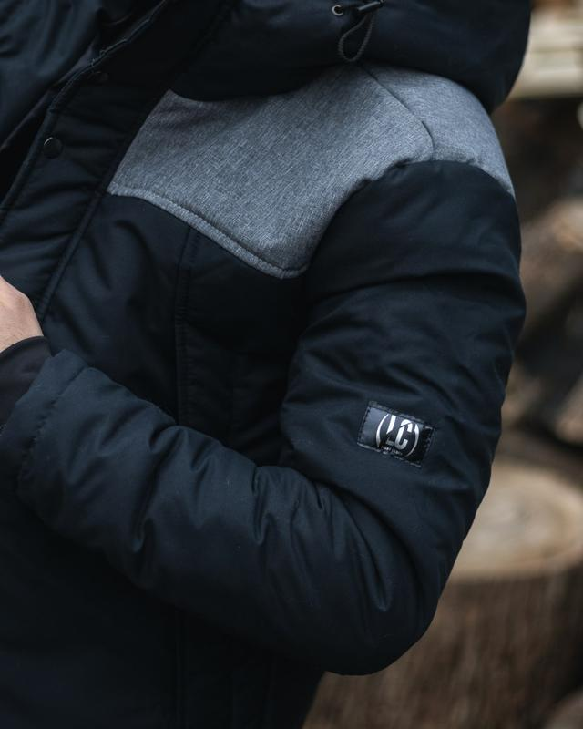 Стильная мужская весенняя куртка - Фото 3