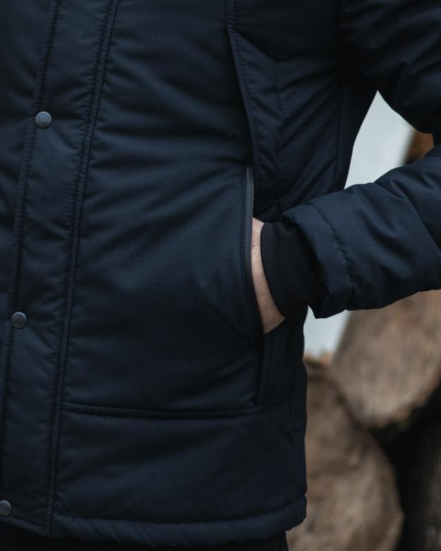 Стильная мужская весенняя куртка - Фото 4