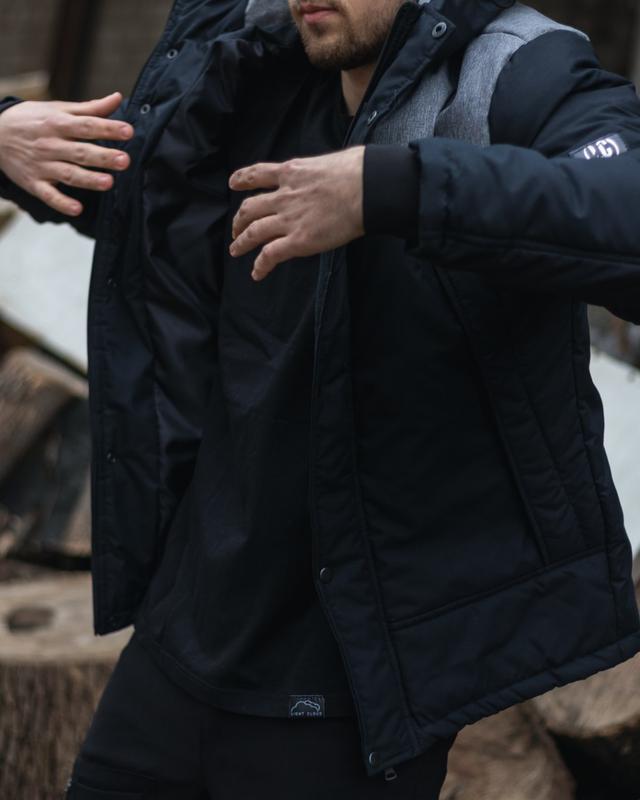 Стильная мужская весенняя куртка - Фото 8