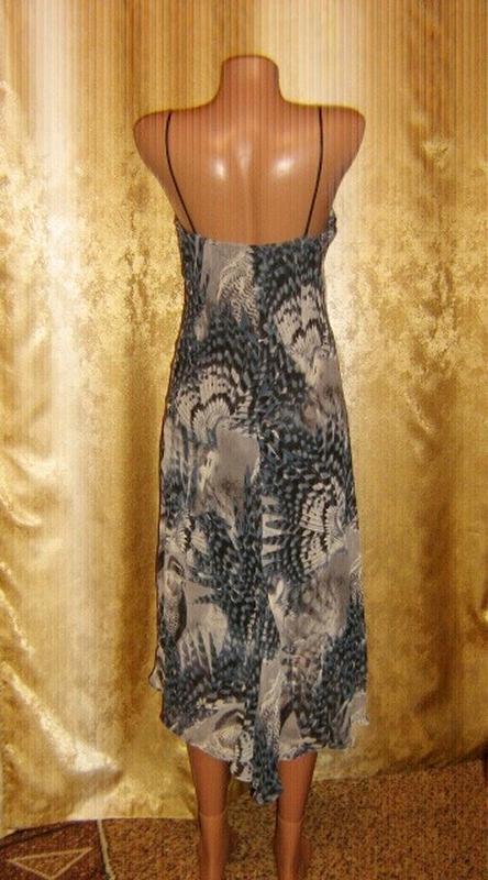 Шикарное натуральное платьице от французского бренда аn'ge - Фото 2