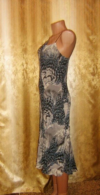 Шикарное натуральное платьице от французского бренда аn'ge - Фото 3