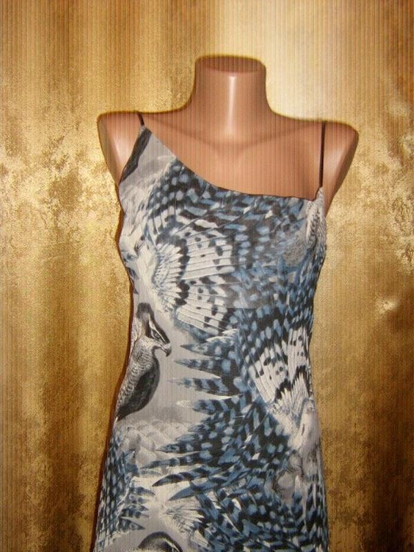 Шикарное натуральное платьице от французского бренда аn'ge - Фото 4