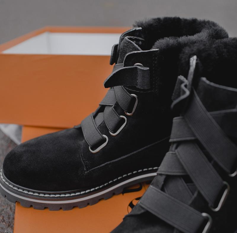 Шикарные женские сапоги ботинки угг - Фото 2