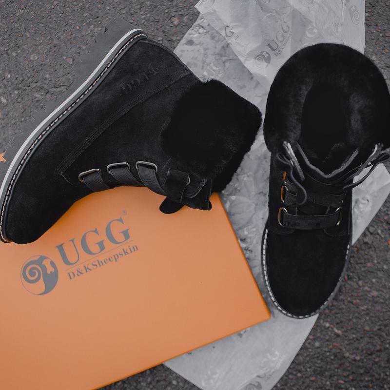 Шикарные женские сапоги ботинки угг - Фото 5