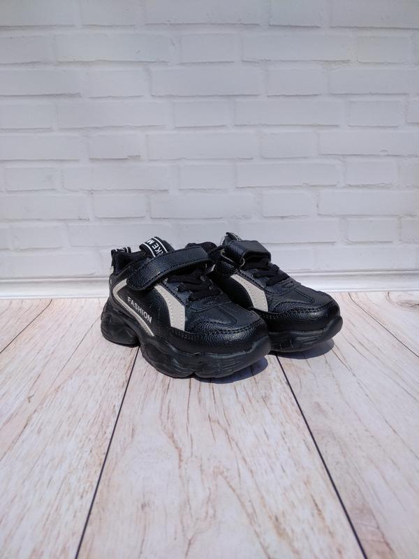 Модные кроссовки на мальчика. - Фото 3