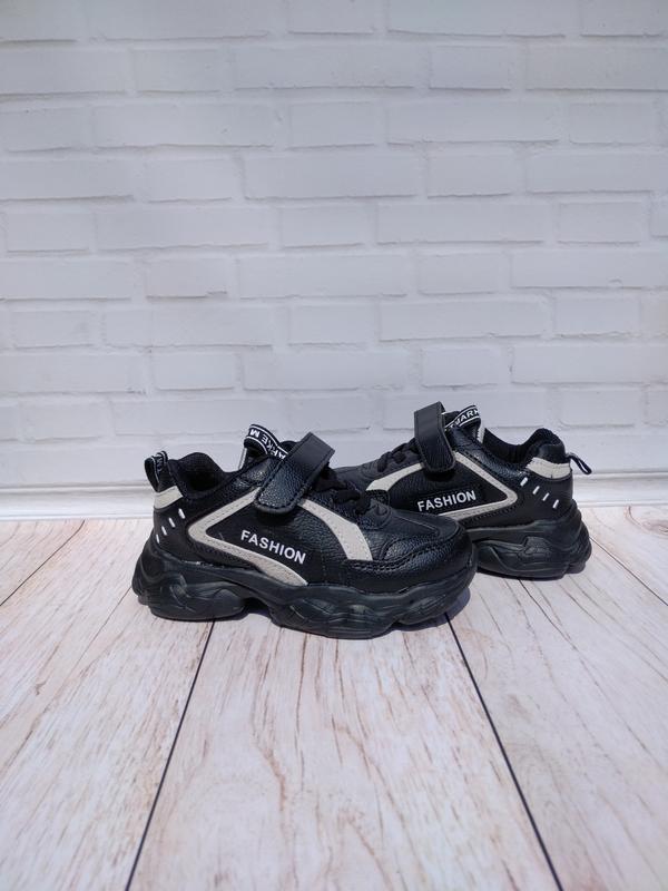 Модные кроссовки на мальчика. - Фото 4