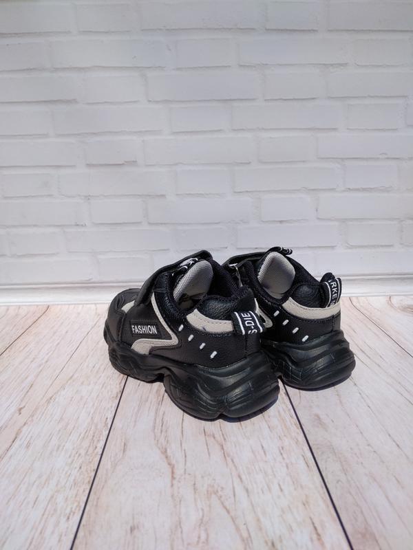 Модные кроссовки на мальчика. - Фото 5
