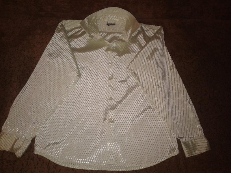 Рубашка на мальчика, 36 размер