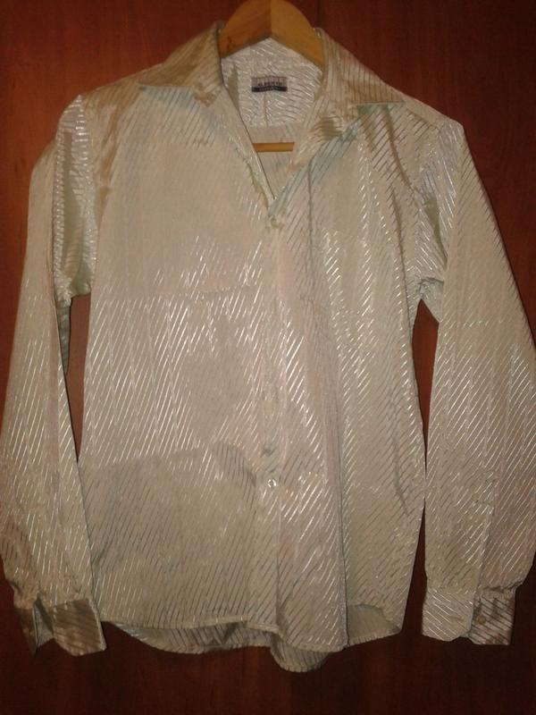 Рубашка на мальчика, 36 размер - Фото 2