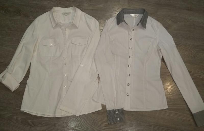 Рубашка, блузка на девочку для школы подростковые/ школьная форма