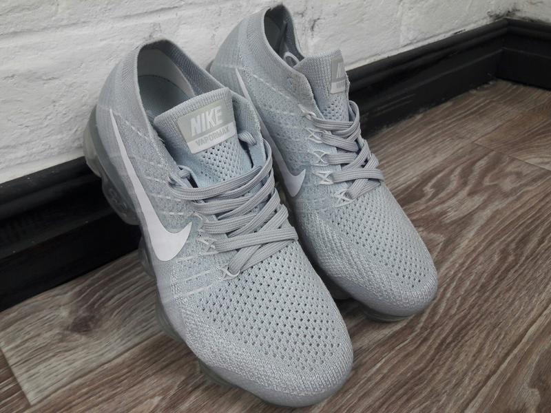 Кросівки кроси сірі кроссовки 36-39 розміри - Фото 5