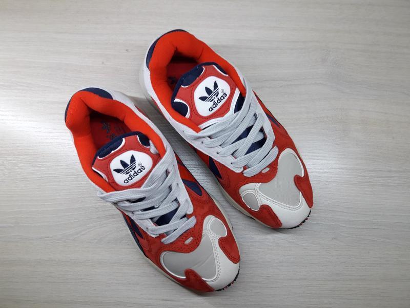 """Adidas yung 1 """"red blue """" 36-45 размеры кроссовки - Фото 2"""