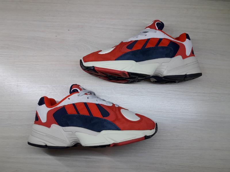 """Adidas yung 1 """"red blue """" 36-45 размеры кроссовки - Фото 5"""
