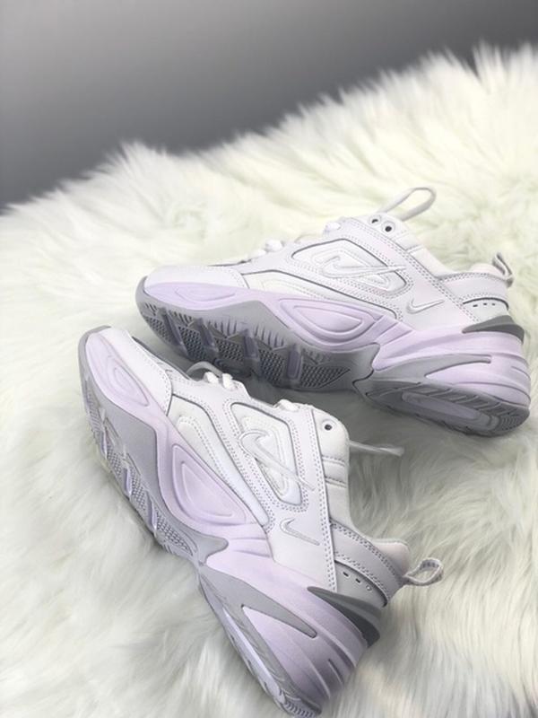 Nike m2k tekno white кроссовки