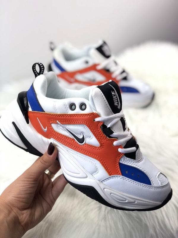 Nike m2k tekno john elliott - Фото 2