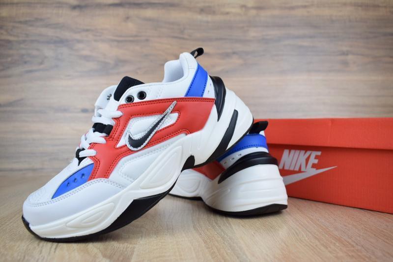 Nike m2k tekno john elliott - Фото 4