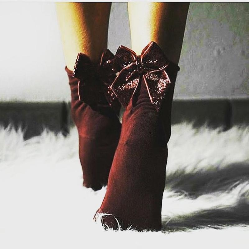 Гламурненькие носочки от calzedonia