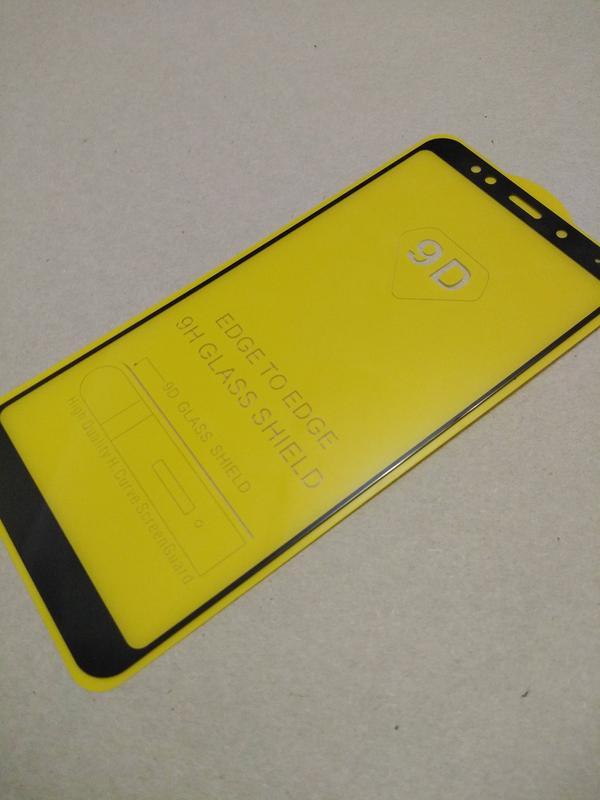 Полноэкранное защитное стекло для телефона  Xiaomi RedMi 5