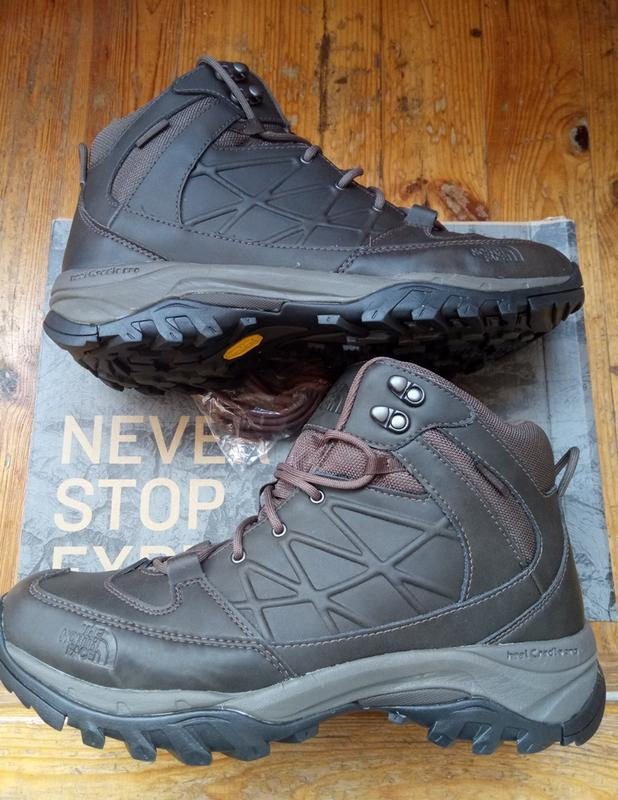 Непромокаемые мембранные ботинки the north face storm wp USA. - Фото 2