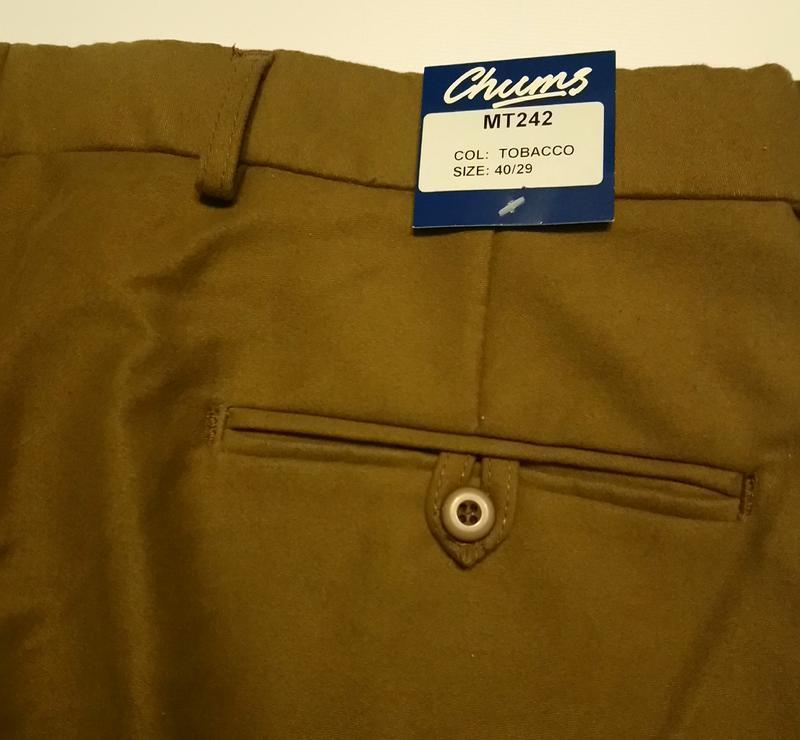Теплые брюки. 40/29. на высокого. с бирками - Фото 4