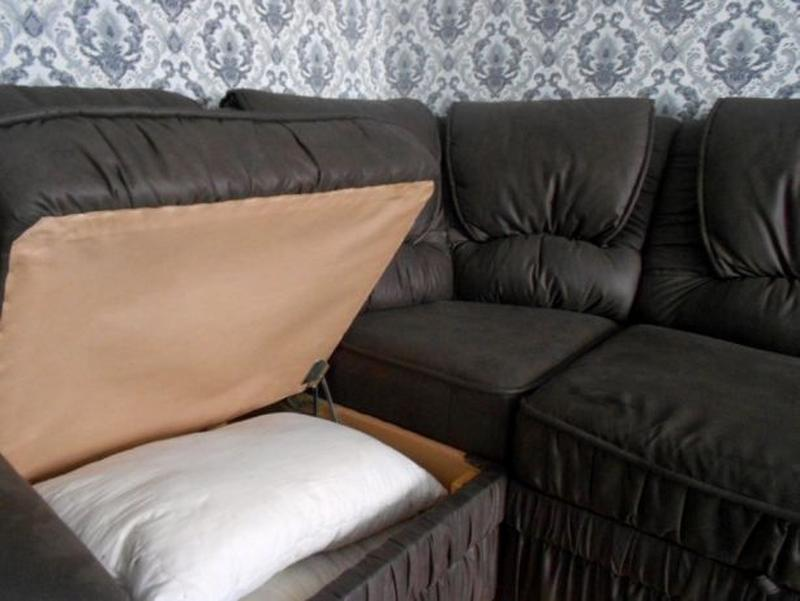Большой Угловой диван Reikartz - Фото 4