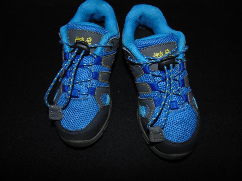 Крутые кроссы jack wolfskin 27р,ст 17,5 см.мега выбор обуви и ... - Фото 2
