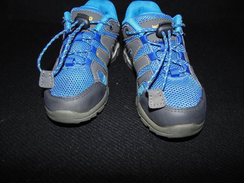 Крутые кроссы jack wolfskin 27р,ст 17,5 см.мега выбор обуви и ... - Фото 3
