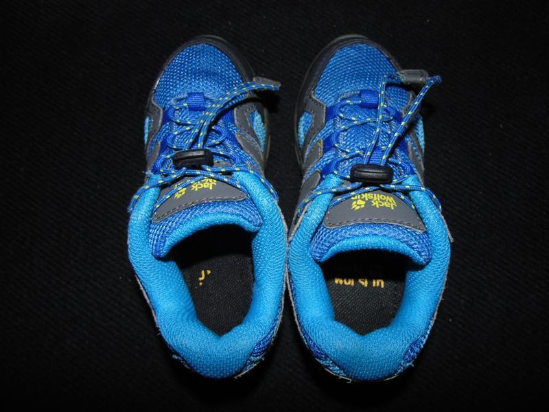 Крутые кроссы jack wolfskin 27р,ст 17,5 см.мега выбор обуви и ... - Фото 4