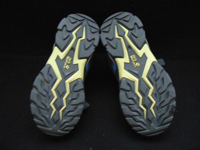 Крутые кроссы jack wolfskin 27р,ст 17,5 см.мега выбор обуви и ... - Фото 5