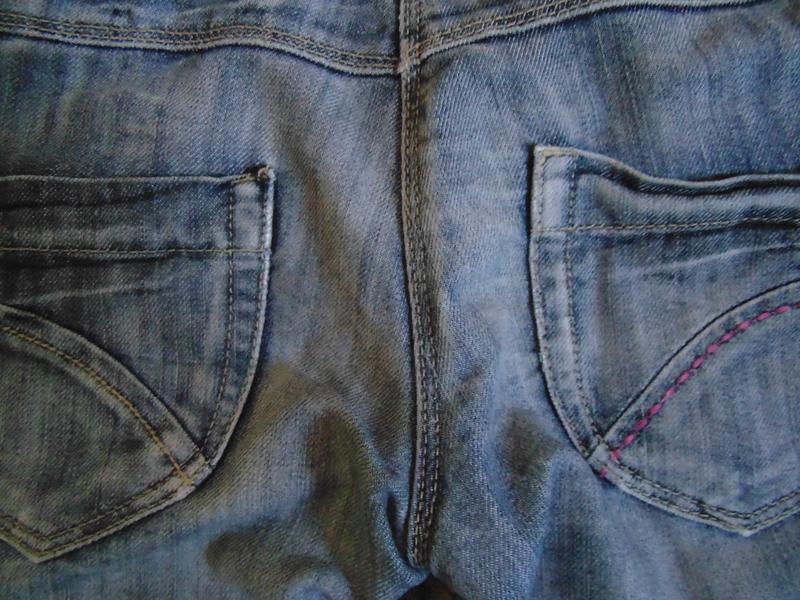 8лет.модные джинсы i love next.мега выбор обуви и одежды!. - Фото 5